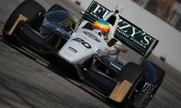 IndyCar: Mike Conway vence segunda prova em Toronto