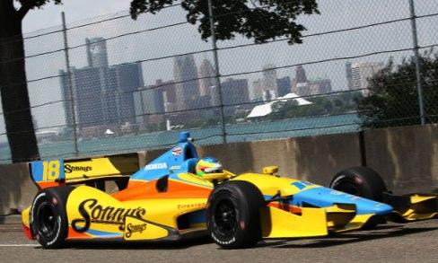 IndyCar: Mike Conway dá show e vence em Detroit