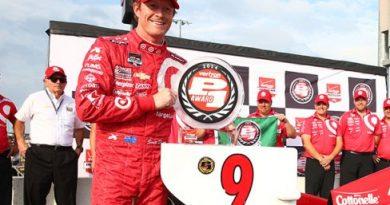 IndyCar: Scott Dixon marca a pole em Iowa