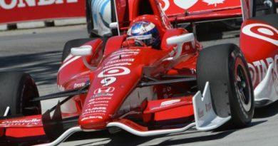 IndyCar: Scott Dixon vence primeira prova em Toronto