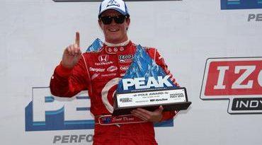 IndyCar: Scott Dixon marca a pole em Mid-Ohio