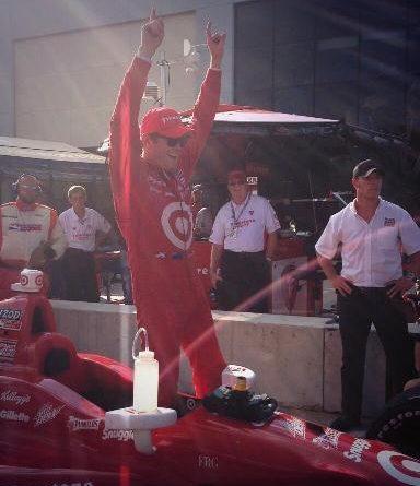 IndyCar: Scott Dixon vence primeira prova em Houston