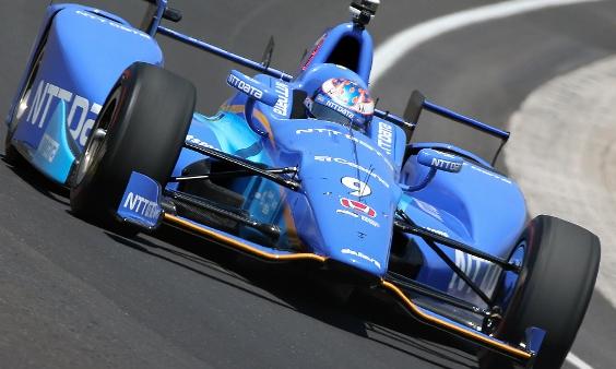 Indy500: Scott Dixon marca a pole para a 500 Milhas de Indianápolis