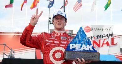 IndyCar: Scott Dixon marca a pole em Motegi