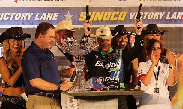 IndyCar: Scott Dixon vence no Texas