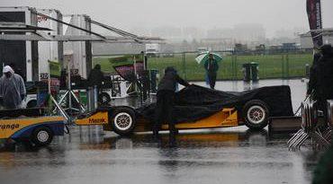 IndyCar: Chuva no Canadá cancela treinos livres da Fórmula Indy