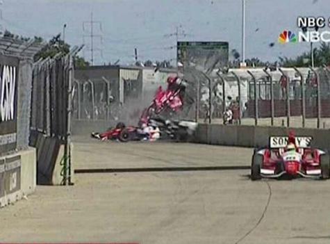 IndyCar: Dario Franchitti passa por nova cirurgia no tornozelo
