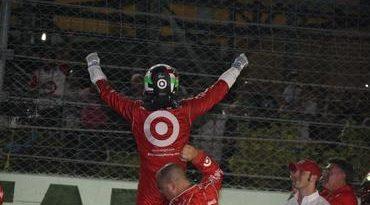 IndyCar: Will Power abandona e Dario Franchitti é Tri-Campeão