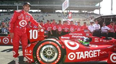IndyCar: Dario Franchitti marca a pole em Sonoma