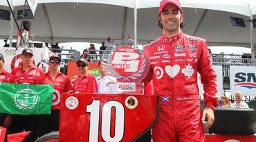 IndyCar: Dario Franchitti sai na pole em Toronto