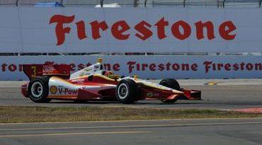 IndyCar: Helio Castroneves marca a pole no Alabama