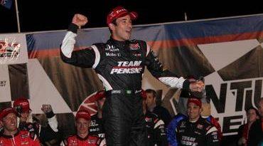 IndyCar: Helio Castroneves vence em Kentucky