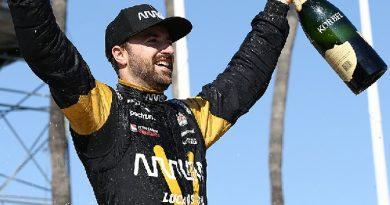 IndyCar: James Hinchcliffe vence em Long Beach