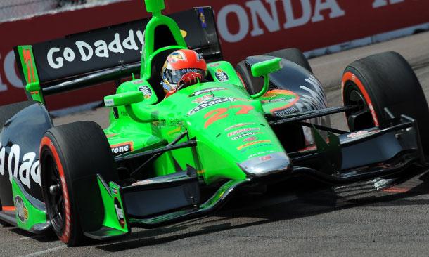 IndyCar: James Hinchcliffe vence em St. Petersburg