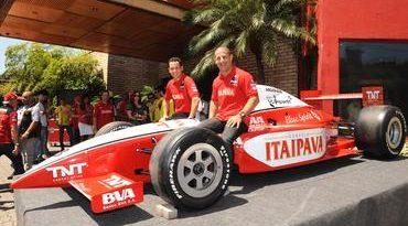 IndyCar: Tony Kanaan anuncia patrocínio do Grupo Petrópolis