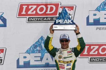 IndyCar: Tony Kanaan larga na pole-position em Las Vegas