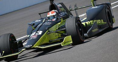 IndyCar: Charlie Kimball marca a pole para o GP do Texas