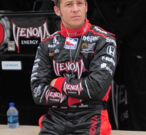 IndyCar: Marco Andretti é o mais veloz no primeiro treino para as 500 Milhas