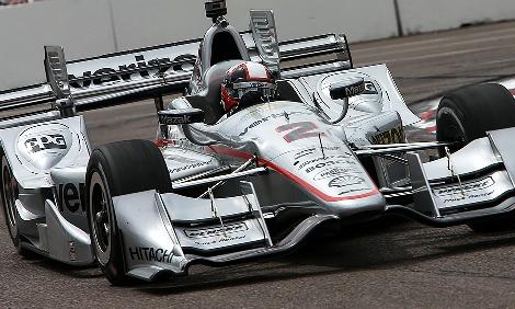 IndyCar: Juan Pablo Montoya vence em St.Petersburg