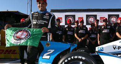 IndyCar: Juan Pablo Montoya marca a pole em Pocono