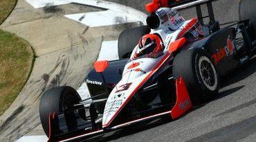 IndyCar: Helinho fecha a pré-temporada na frente