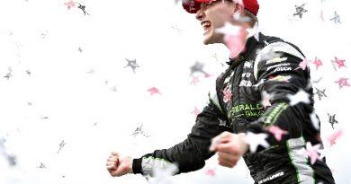 IndyCar: Josef Newgarden vence GP do Alabama