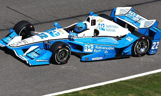 IndyCar: Simon Pagenaud marca a pole no Barber Motorsports Park