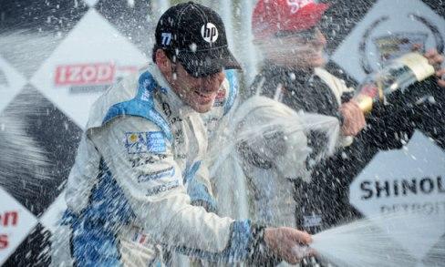 IndyCar: Simon Pagenaud vence segunda prova em Detroit