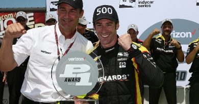 IndyCar: Simon Pagenaud marca a pole em Iowa
