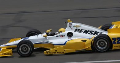 IndyCar: Simon Pagenaud marca a pole em Fontana