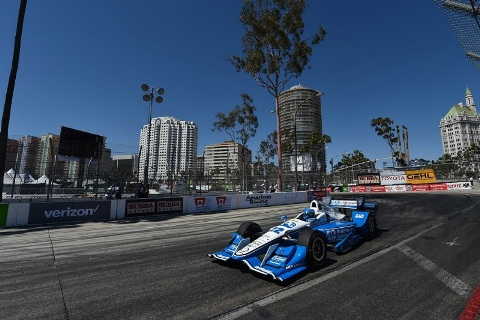 IndyCar: Simon Pagenaud vence em Long Beach