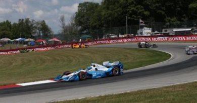 IndyCar: Simon Pagenaud vence em Mid-Ohio