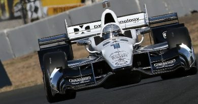 IndyCar: Simon Pagenaud vence em Sonoma. Josef Newgarden conquista o título