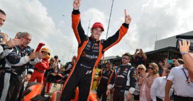 IndyCar: Simon Pagenaud vence a segunda prova em Houston