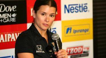 IndyCar: Danica Patrick aprova reformas no traçado e aposta em boa corrida