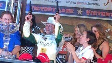 IndyCar: Ed Carpenter vence GP do Texas