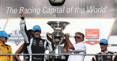 IndyCar: Simon Pagenaud vence em Indianápolis