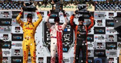 IndyCar: Na estratégia, Scott Dixon vence em Sonoma