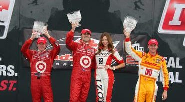 IndyCar: Dario Franchitti vence em Toronto