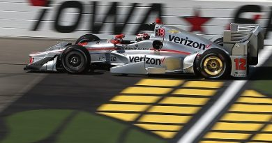 IndyCar: Will Power marca a pole-position para o GP de Iowa