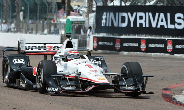 IndyCar: Will Power é o mais rápido em São Petersburgo