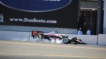 IndyCar: Will Power marca a pole em Baltimore