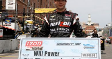 IndyCar: Pela terceira vez consecutiva, Will Power sai na pole