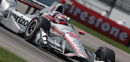 IndyCar: Will Power marca a pole em Indianápolis