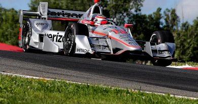 IndyCar: Will Power marca a pole-position para o GP de Mid-Ohio