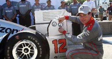 IndyCar Will Power marca a pole em Road America