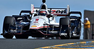 IndyCar: Will Power marca a pole em Sonoma