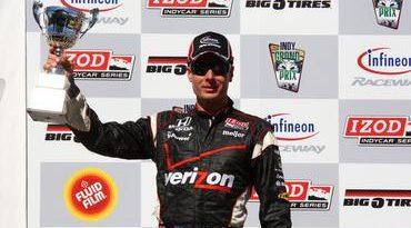 Indycar: Will Power lidera trio da Penske em Sonoma