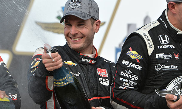 IndyCar: Will Power vence em Indianápolis