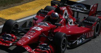 IndyCar: Graham Rahal vence em Mid-Ohio